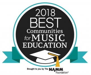 Delaware Valley School District's Music Education Program Receives National Recognition