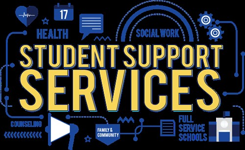Student services flyer