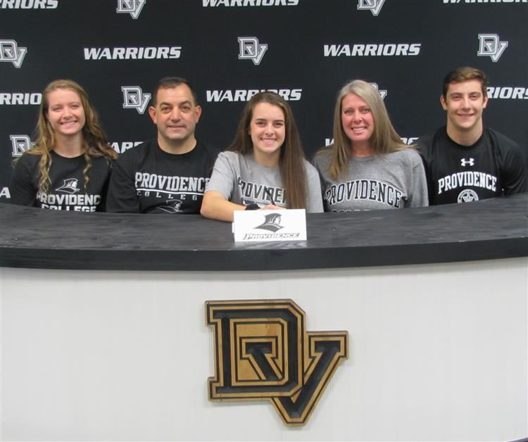 Brenna Cavallaro Signs with Providence College