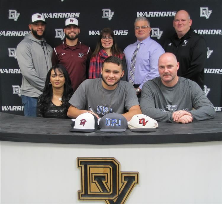 RJ Kruse Signs with University of Pittsburgh - Johnstown